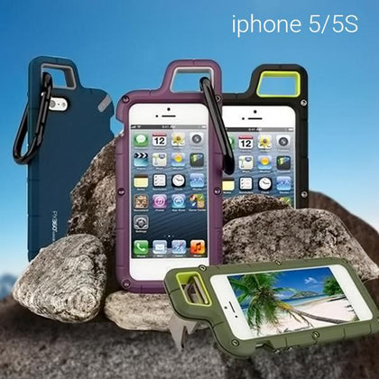 Θήκη ορειβασίας Pure Gear για iPhone 5/5S - PureGear Extreme Case for iPhone 5/5S GL-3396 - afasia.gr