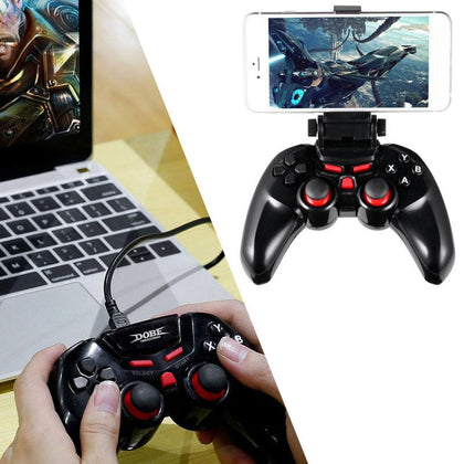 Bluetooth V3.0 Gamepad TI-465 για iOS/Android GL-51060 - afasia.gr