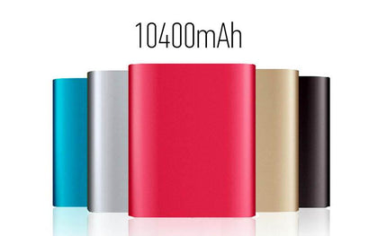 Power bank 5V/10400mAh - Μαύρο GL-W23274