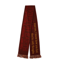 Red October Scarf