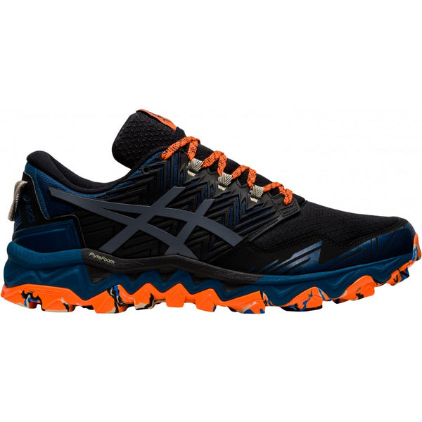 Asics M Gel-Fuji Trabuco 8 (2E) (Directoire Blue/Carrier Grey)
