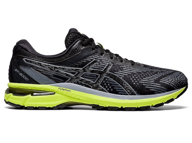 Asics M GT 2000 8 (2E) (Black/Carrier Grey)