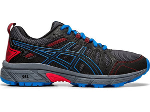 Asics Gel Venture 7 GS (Black/Directoire Blue)
