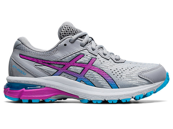 Asics GT 2000 8 GS (Sheet Rock/Digital Aqua)