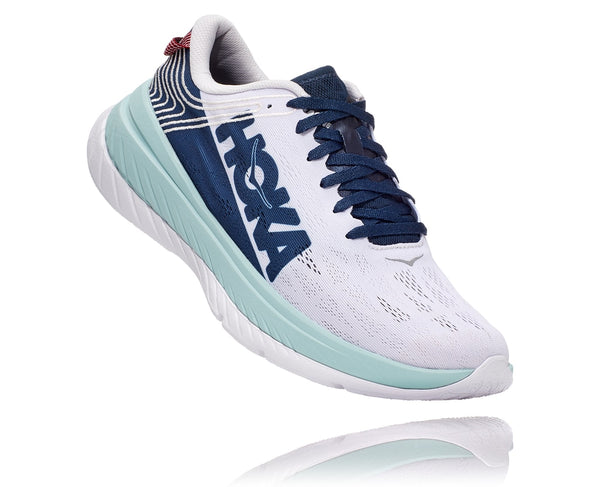 Hoka One One M Carbon X (Nimbus Cloud/Moonlit Ocean)