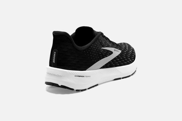 Brooks M Hyperion Tempo (Black/White)
