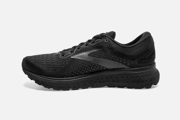 Brooks W Glycerin 18 (Black/Black) (B)