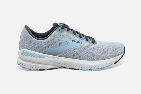 Brooks W Ravenna 11 (Light Blue/Alloy Grey)