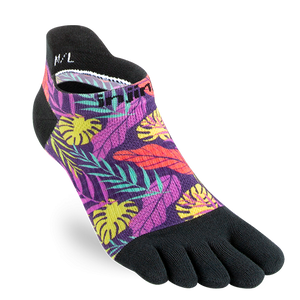 Injinji W Performance Run Lightweight No Show (Lush)