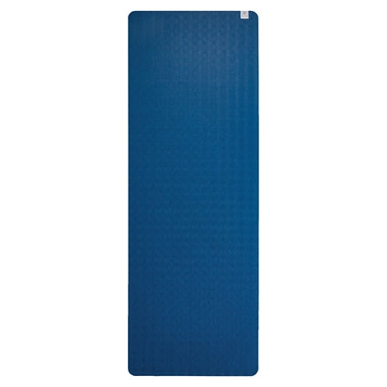 Gaiam Performance Ultra Sticky 6mm Yoga Mat (Blue/Black)