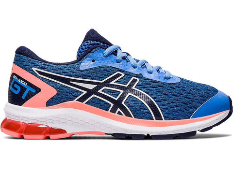Asics GT 1000 9 GS (Blue Coast/Peacoat)