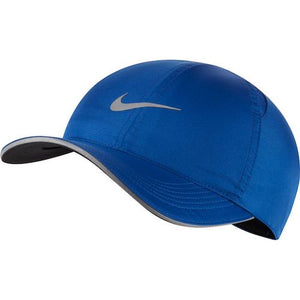 Nike Unisex Featherlight Run Cap (Indigo Force)