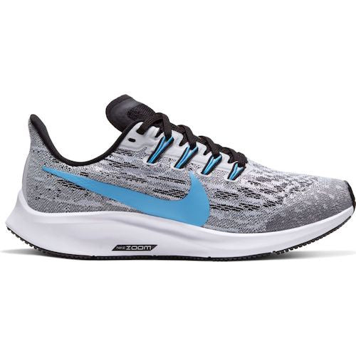 Nike Air Zoom Pegasus 36 GS (White/University Blue))