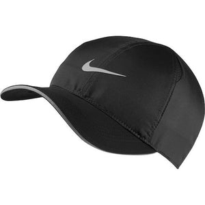 Nike Unisex Featherlight Run Cap (Black)