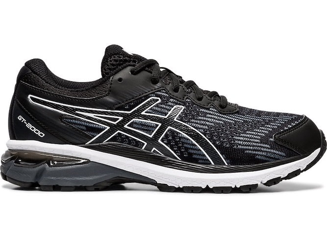Asics GT 2000 8 GS (Black/White)