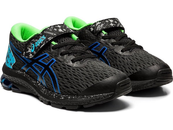 Asics GT 1000 PS (Black/Black)