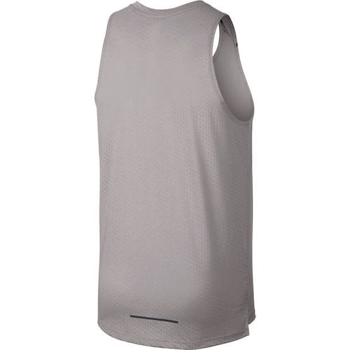Nike M Breathe Tank (Atmosphere Grey/Heather/Reflective Silver)