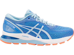 Asics W Gel-Nimbus 21 (Blue Coast/Skylight)