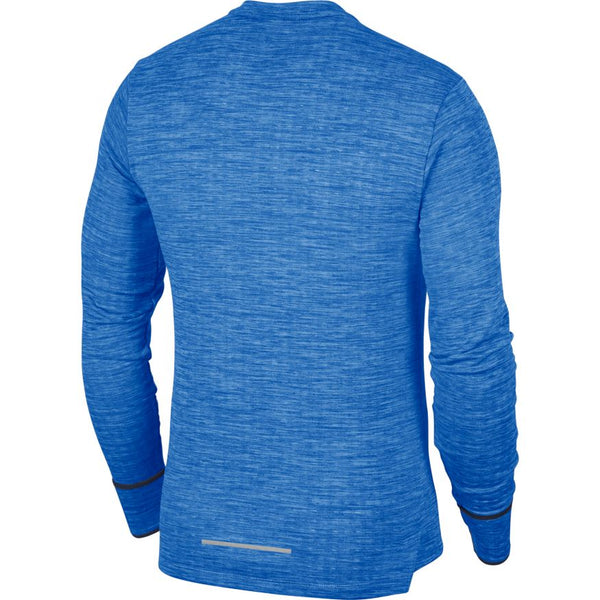 Nike M Thermo Sphere L/S Run Top (Obsidian/Reflective Sky)