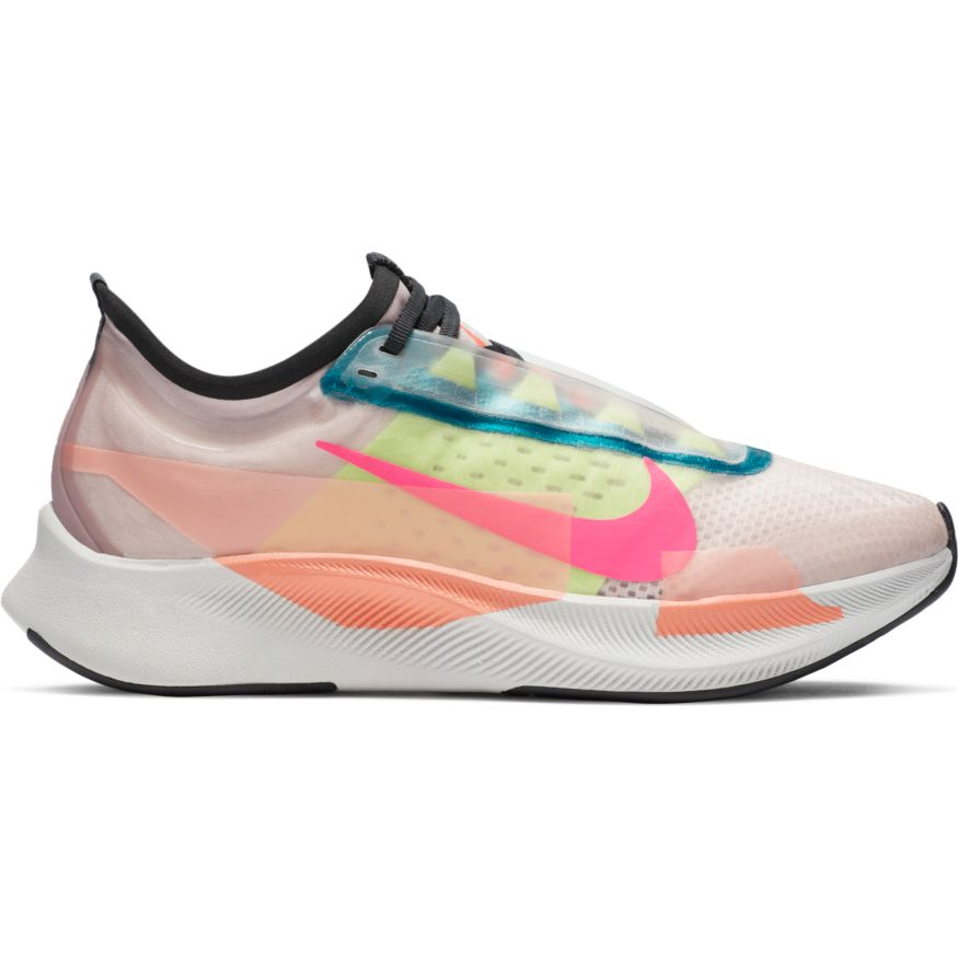 Nike W Zoom Fly 3 PRM (Barely Rose/Pink Blast)