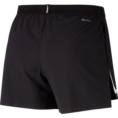 "Nike M AeroSwift 4"" Running Shorts (Black)"