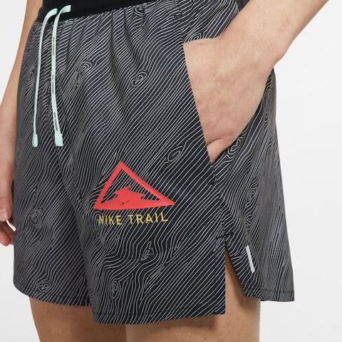 "Nike M Flex Stride 5"" Trail Running Short"