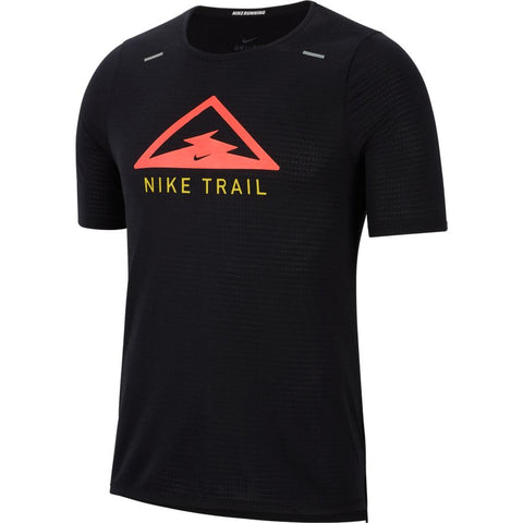 Nike M 365 Trail Run Tee (Black)