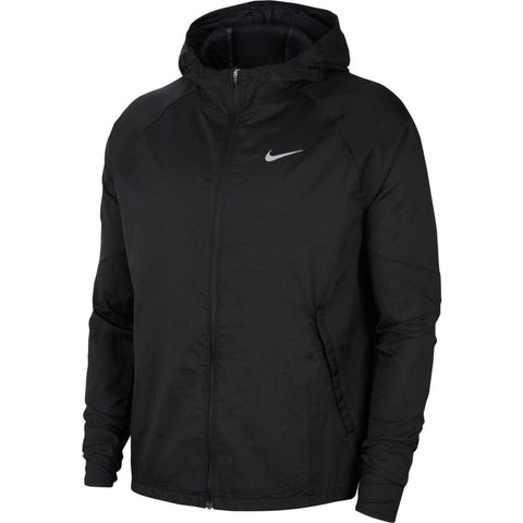 Nike M Essential Running Jacket (Black)