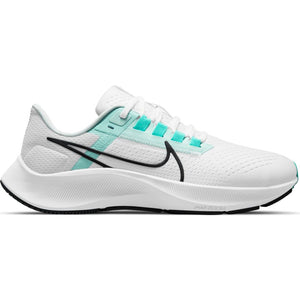 Nike W Air Zoom Pegasus 38 (White/Oil Grey/Pure Platinum)