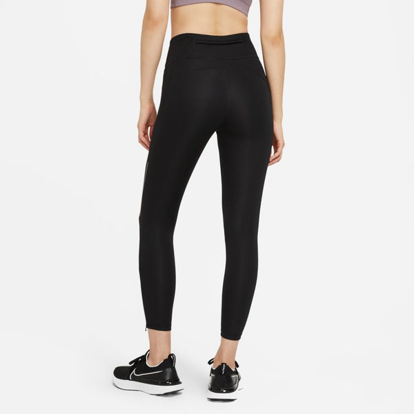 Nike W Epic Faster 7/8 Tight (Black)