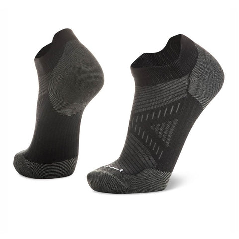 Le Bent Le Sock Trail Lightweight No Show (Black)
