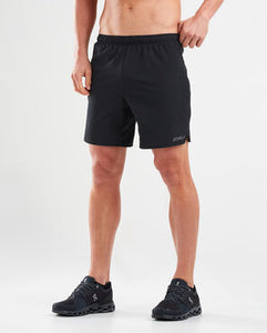 "2XU M XVent 7"" Short (Black)"