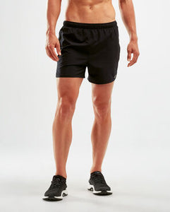 "2XU M XVent 5"" Short (Black)"