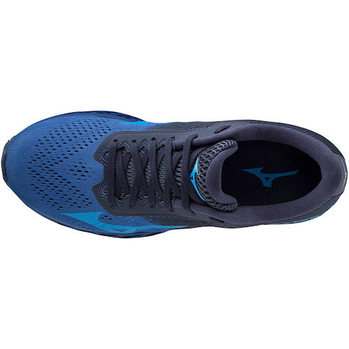 Mizuno M Wave Shadow 3 (Black/Blue)