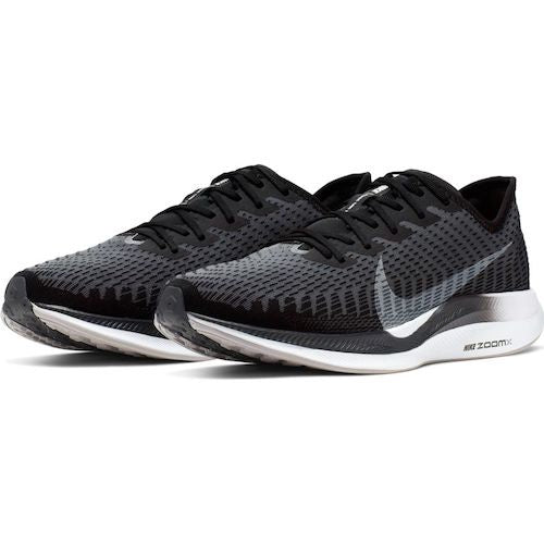 Nike M Zoom Pegasus Turbo 2 (Black/Anthracite/Gun Smoke Grey)