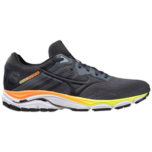 Mizuno M Wave Inspire 16 (Castle Rock/Shocking Orange)