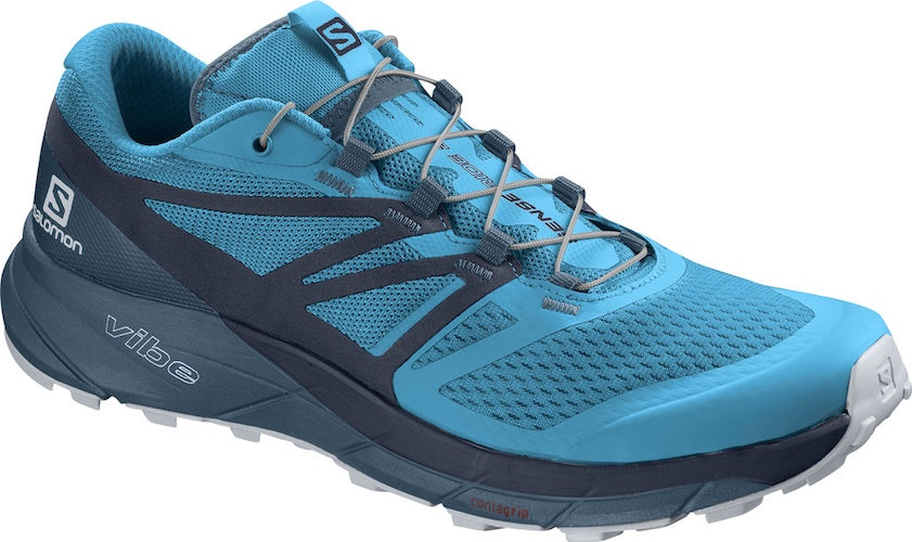 Salomon M Sense Ride 2 (Hawaiian Ocean/Navy Blazer/Mallard Blue)