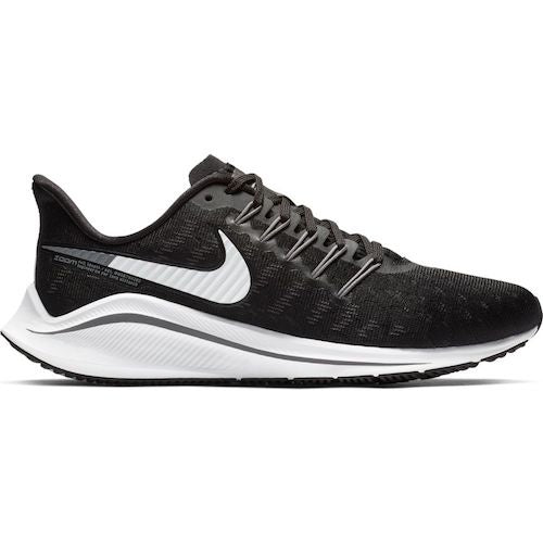 Nike W Air Zoom Vomero 14 (Black/White/Thunder Grey)