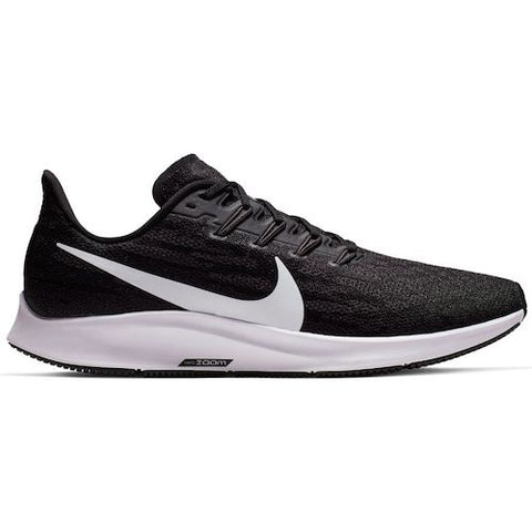 Nike W Air Zoom Pegasus 36 (Black/White-Thunder Grey)