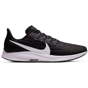Nike M Air Zoom Pegasus 36 (Black/White/Thunder Grey)