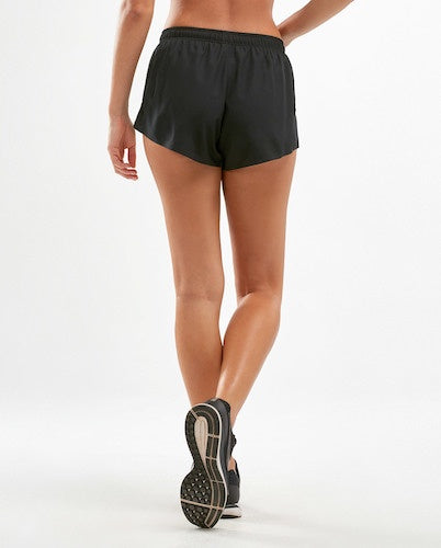 "2XU W Ghost 3"" Short (Black)"