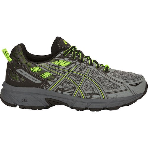 Asics Gel-Venture  6 GS (Stone Grey/Hazard Green)