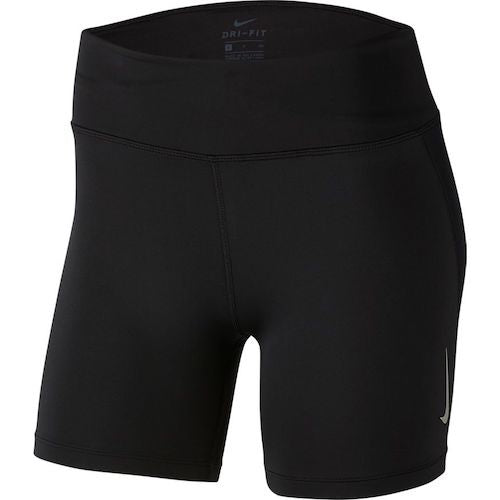 "Nike W 7"" Fast Running Short (Black)"