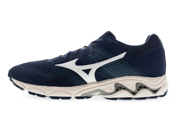 Mizuno M Wave Inspire 16 (Mood Indigo/Flame Orange)