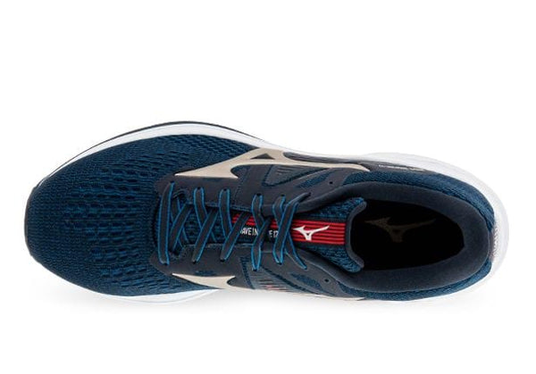Mizuno Wave Inspire 17 (India Ink/Gold Red)