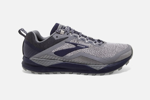 Brooks M Cascadia 14 (Grey/Black)
