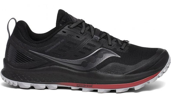Saucony M Peregrine 10 (Black/Red)