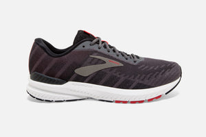 Brooks M Ravenna 10 (D) (Ebony/Black/Red)