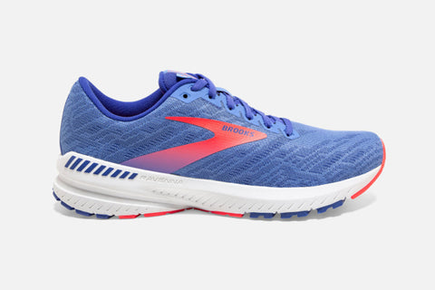 Brooks W Ravenna 11 (Cornflower/Blue/Coral)
