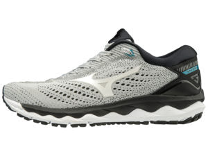 Mizuno M Wave Sky 3 (Grey/White/Turquoise)